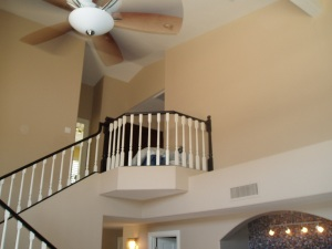 Stairwell Redone But Not Complete