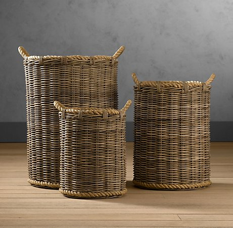 You Can Find Baskets Of All Configurations At Retailers Such As Target,  Marshalls Home Goods, And Michaelu0027s Arts And Crafts . Baskets Are Great  Tools To ...