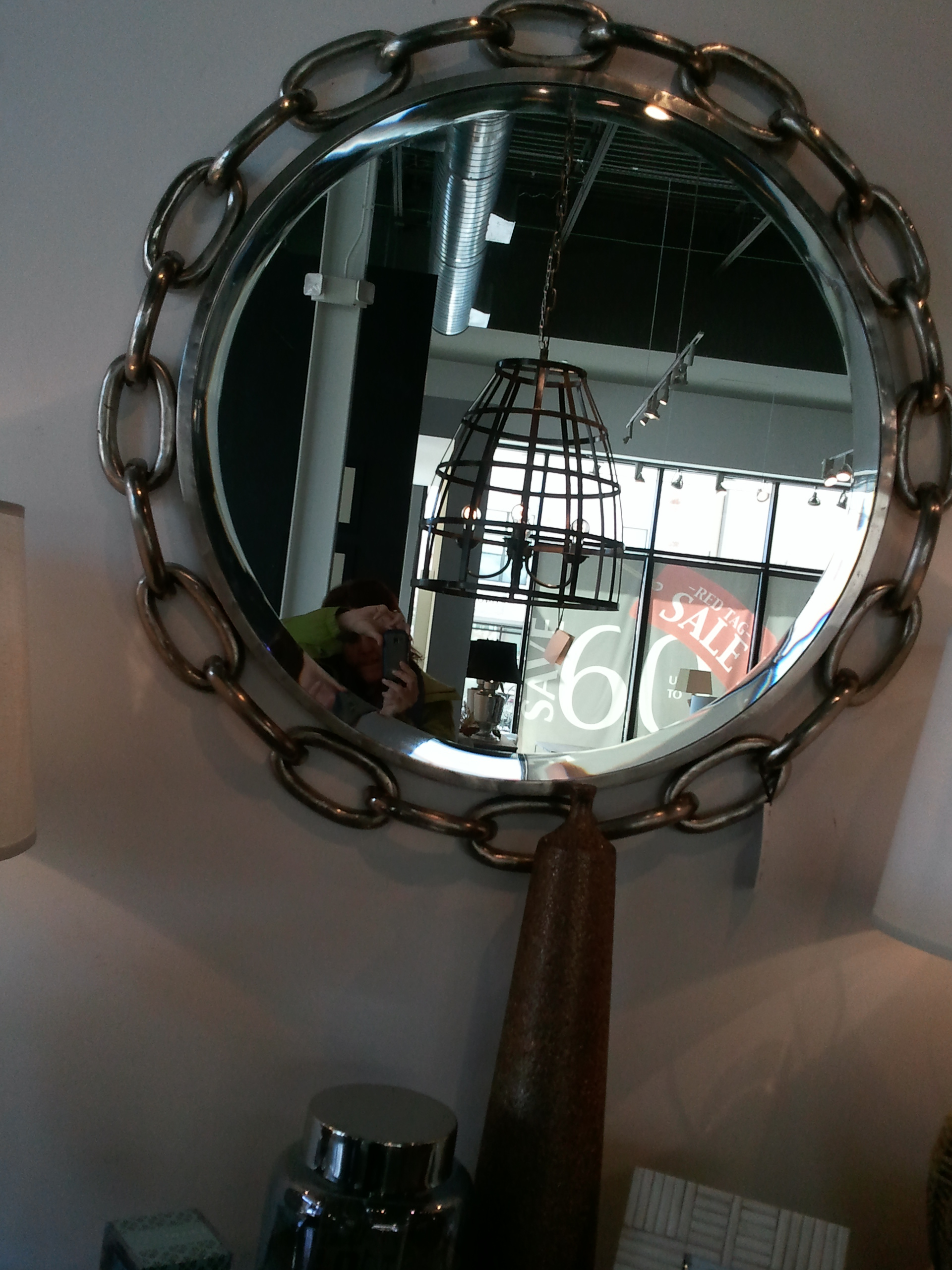 c43437476da Collection of Venetian Mirrors metal framed mirror