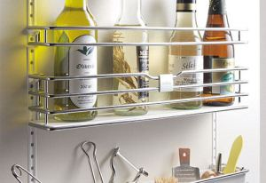 Kitchen spice storage