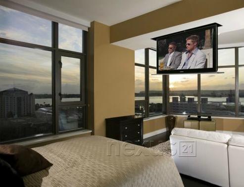 Master Bedroom Tv television in your master bedroom - interior design scottsdale, az