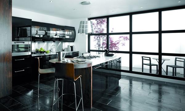 British Modern Kitchen