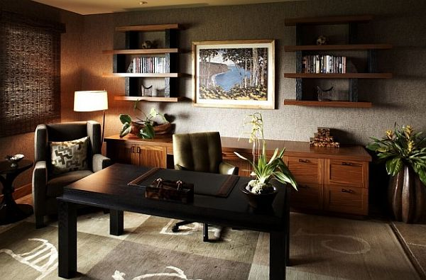 Small Home Office Design Ideas home decor men office home office design ideas for men homedesigningmodern com Httpcdndecoistcomwp Contentuploads201205cozy Tropical Home Office Designjpg