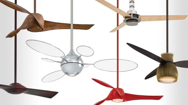 Fun With Ceiling Fans