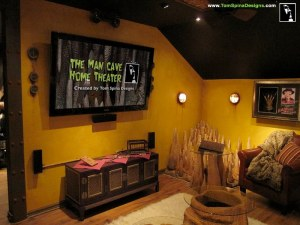 Home-Cinema-Media-Room-Man-Cave-Home-Theater-Decor-27-tv